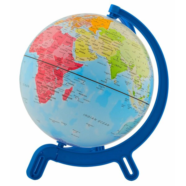 Kids Political Globe by Zoomie Kids