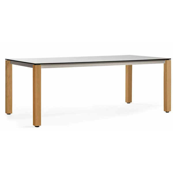 Machar 200 Teak Dining Table by OASIQ
