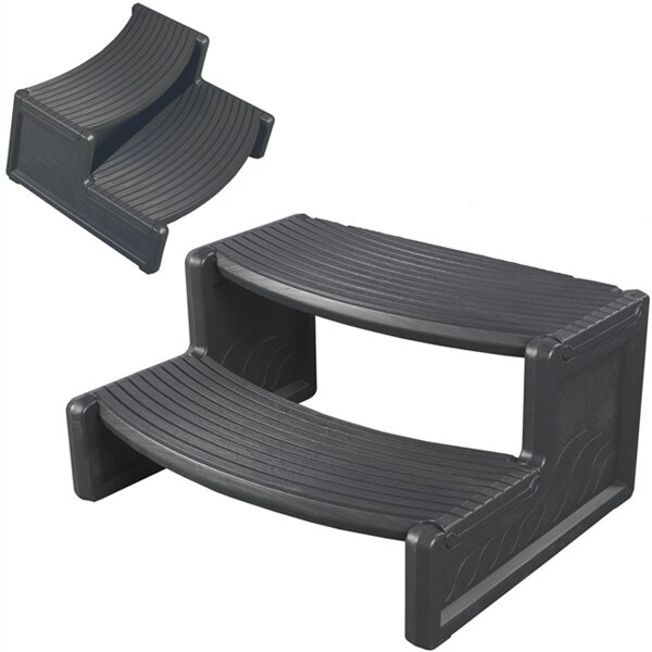 Handi-Step Spa/Patio Step by Leisure Accents