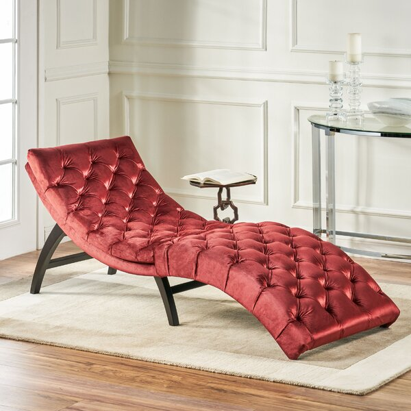 Check Price Rojo Chaise Lounge
