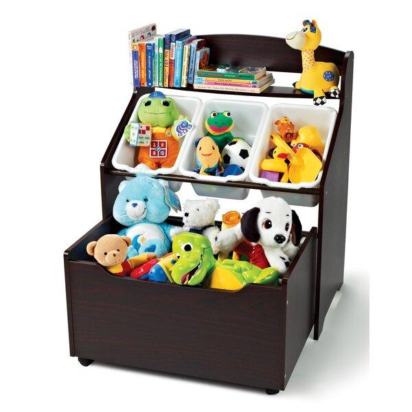 Toy Organizer by Tot Tutors
