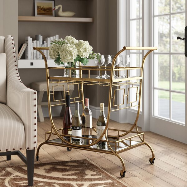 Stonebridge Bar Cart By Willa Arlo Interiors Fresh