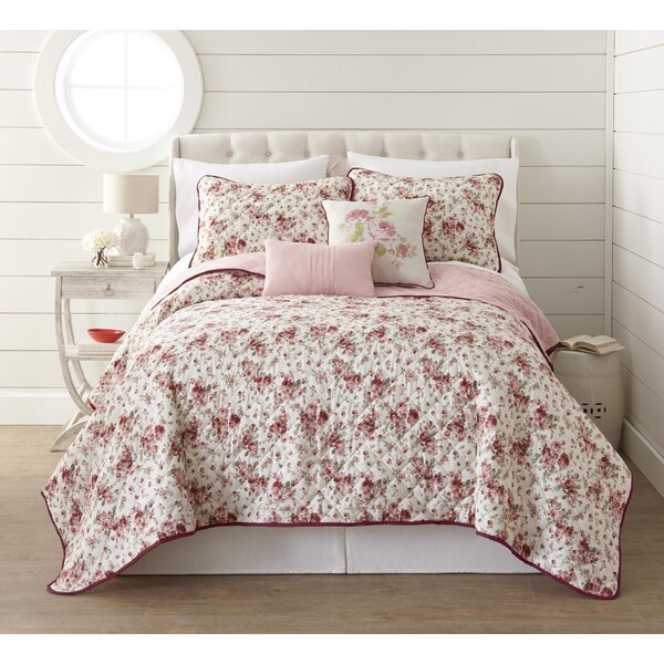Raven 5 Piece Reversible Quilt Set by August Grove