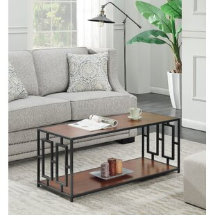 Inexpensive Dobson Coffee Table By Winston Porter