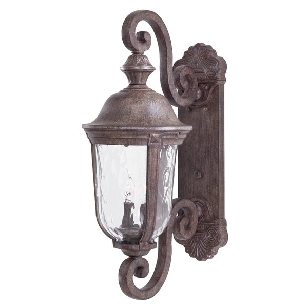 Ardmore 2-Light Outdoor Wall Lantern by Great Outdoors by Minka