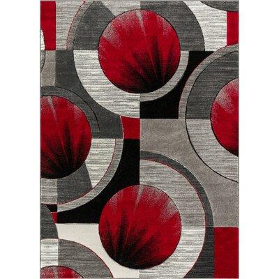 Medium Pile Red Area Rugs You Ll Love In 2019 Wayfair