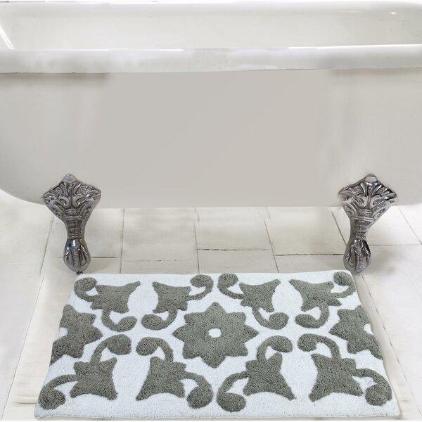 Kushner Fresh Spring Designer Bath Rug by Alcott Hill