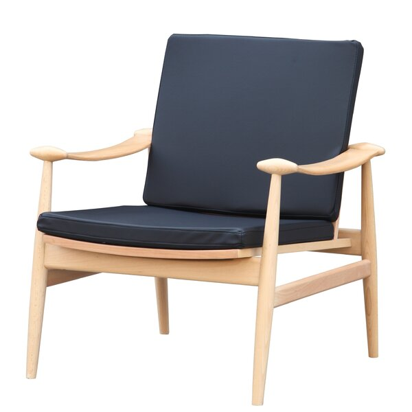 Vogal Armchair by Fine Mod Imports