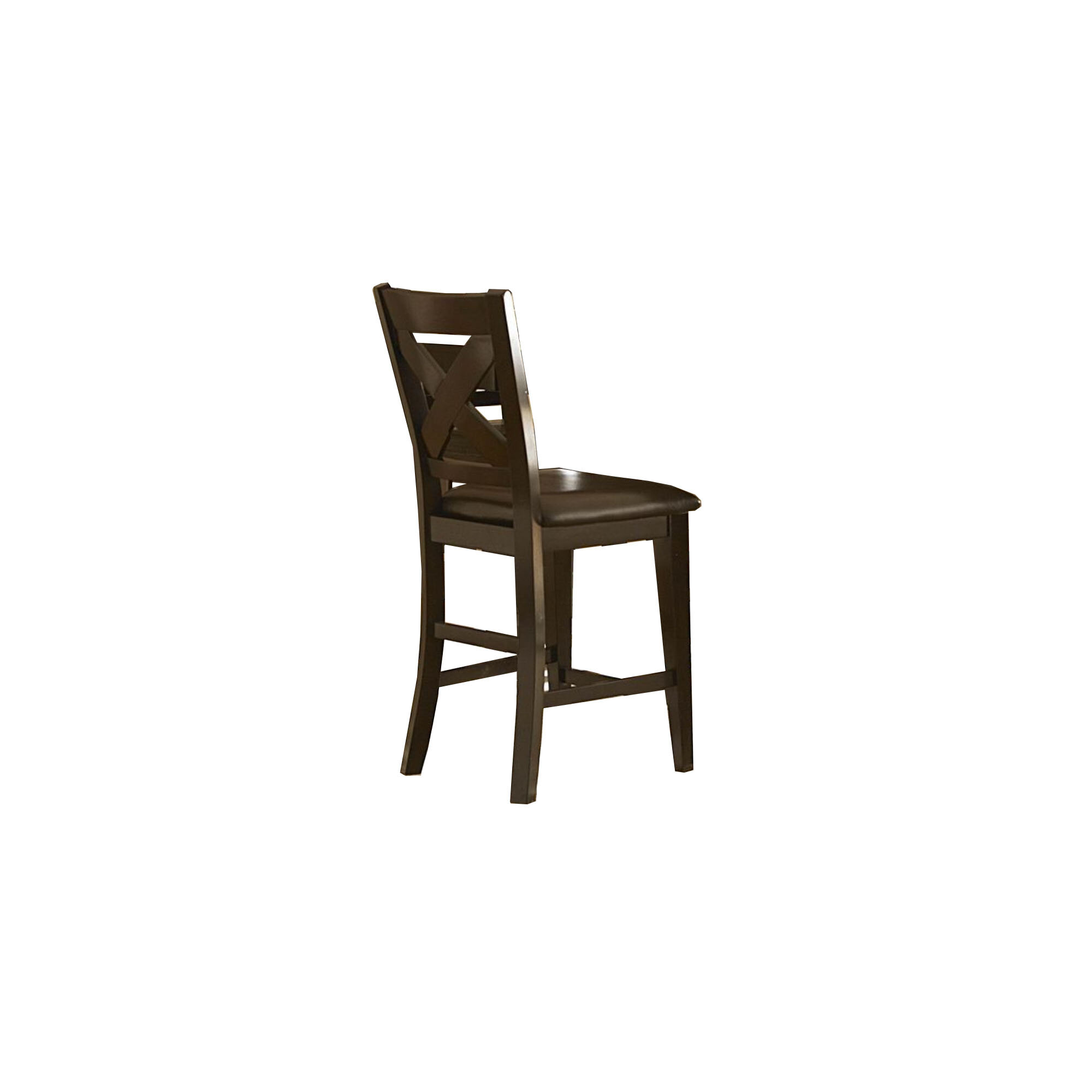 Picture of: Longshore Tides Rashad Contemporary Wooden Bar Stool Wayfair