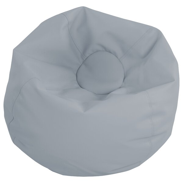 SoftZone® Classic Standard Bean Bag Chair by ECR4kids