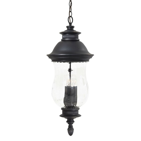 Newport 4-Light Outdoor Pendant by Great Outdoors by Minka