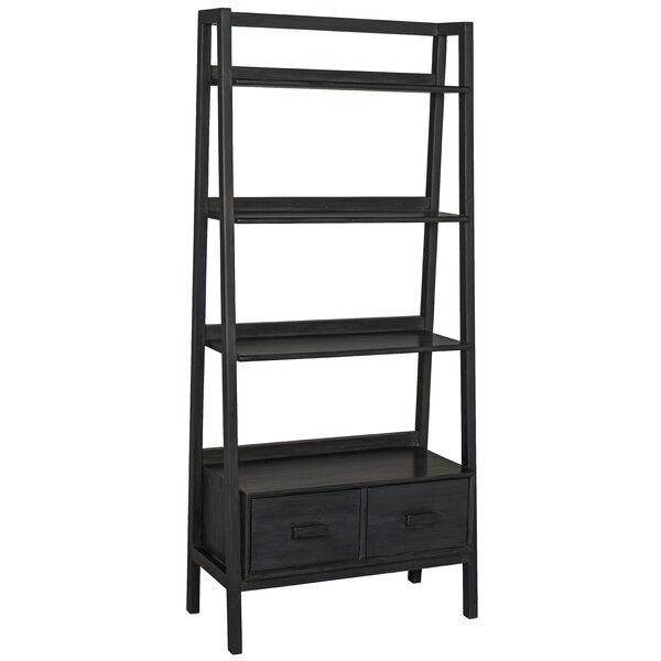 Johnson Ladder Bookcase by Noir