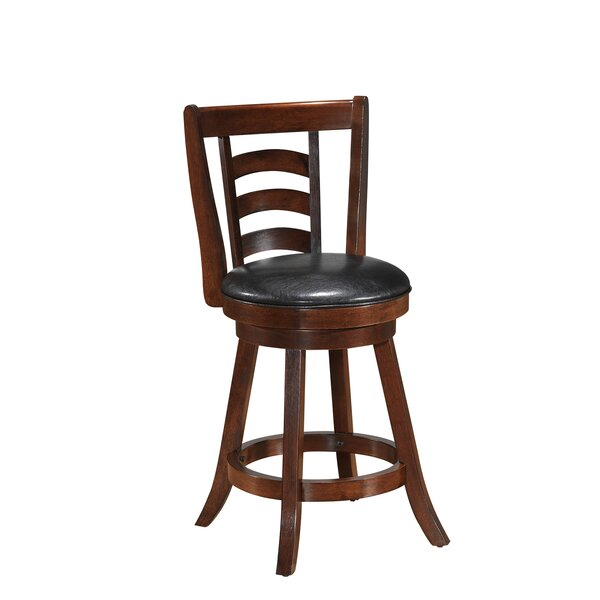 24 Swivel Bar Stool (Set of 2) by Best Quality Furniture