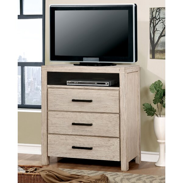 Mcmillion 3 Drawer Chest By Gracie Oaks