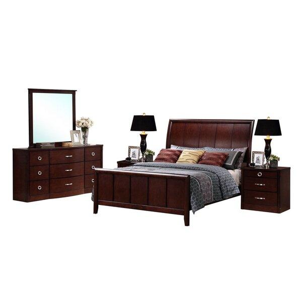 Calla King Platform 5 Piece Bedroom Set by Latitude Run