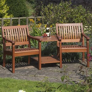 Garden Furniture Love Seat garden love seats | wayfair.co.uk