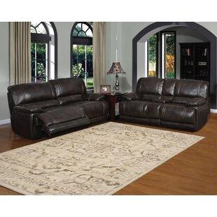 Ryland 2 Piece Reclining Living Room Set by Red Barrel Studio®