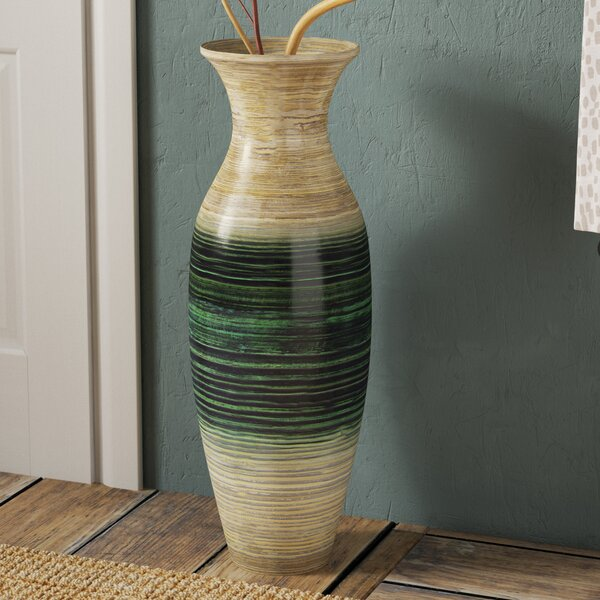 Hefley Floor Vase by Bloomsbury Market