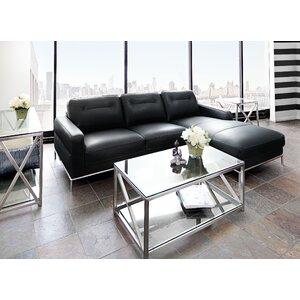 Sable Sectional Collection Diamond Sofa