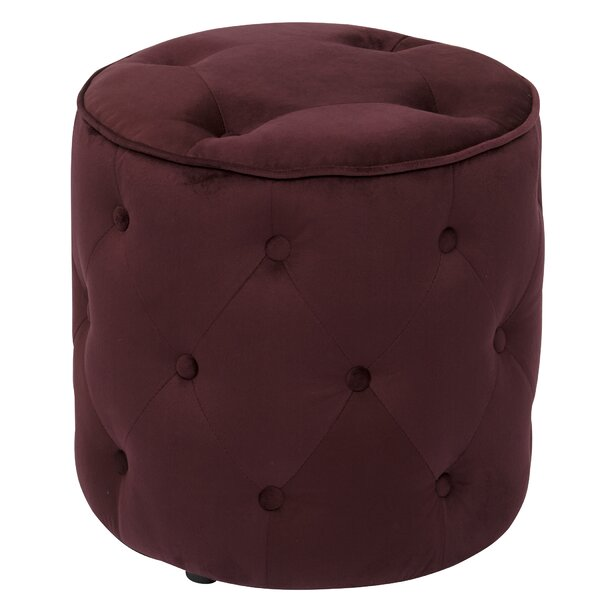Elvie Ottoman by Willa Arlo Interiors