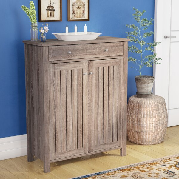 Crawfordsland 2 Door Storage Accent Cabinet By Three Posts