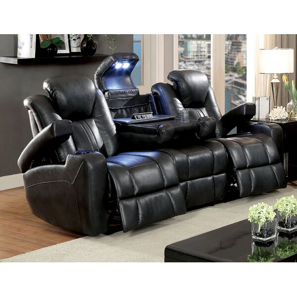 Thornton Reclining Configurable Living Room Set by