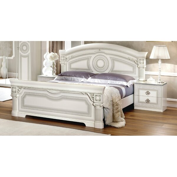 Alexzander Panel Configurable Bedroom Set by Astoria Grand