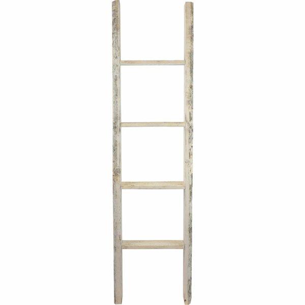 Vintage Farmhouse Rung Decorative Ladder by Gracie Oaks
