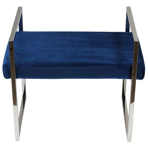Langston Upholstered Bench By Orren Ellis