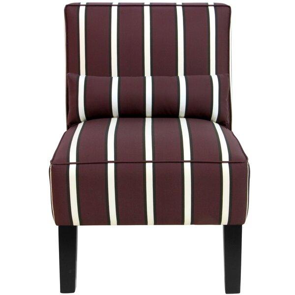 Grimaldo Slipper Chair By Ivy Bronx