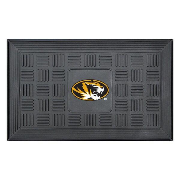 NCAA University of Missouri Medallion Door Mat by FANMATS