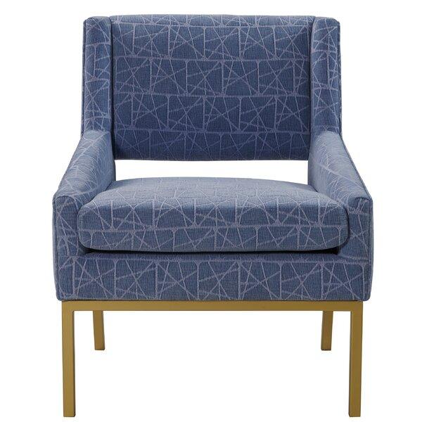 Donaldson Fabric Armchair by Rosdorf Park