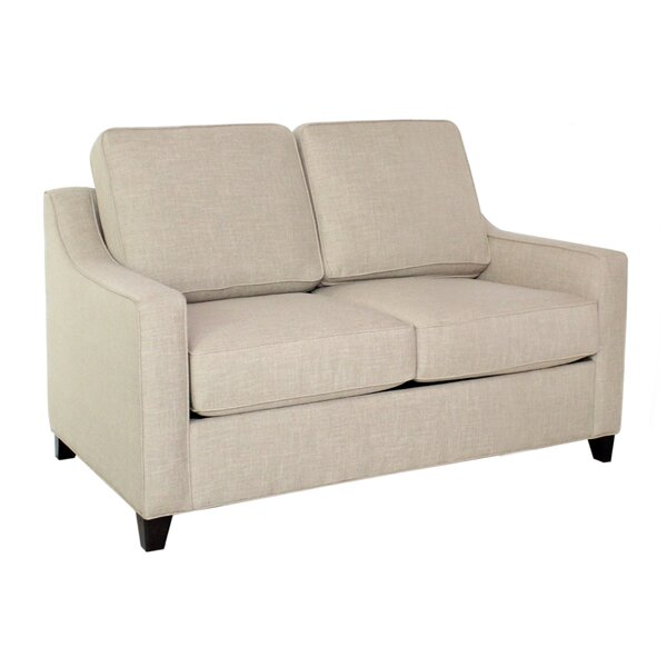 Clark Standard Loveseat by Edgecombe Furniture