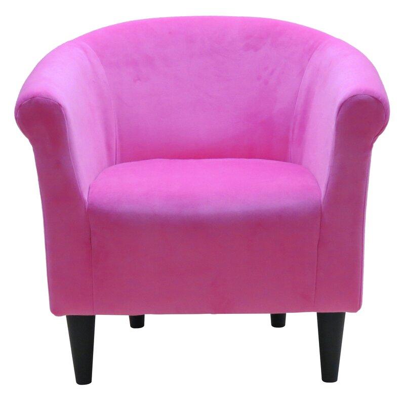 Zipcode Design Liam Barrel Chair & Reviews | Wayfair