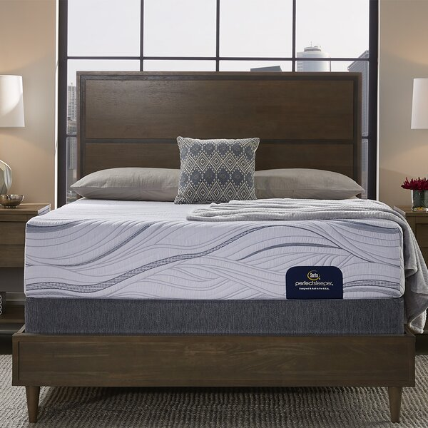Perfect Sleeper 12 Plush Memory Foam Mattress by Serta