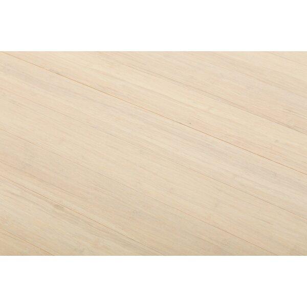 4-1/2  Solid-Lock Strandwoven Bamboo Flooring in F