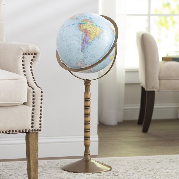 World Globe by Andover Mills