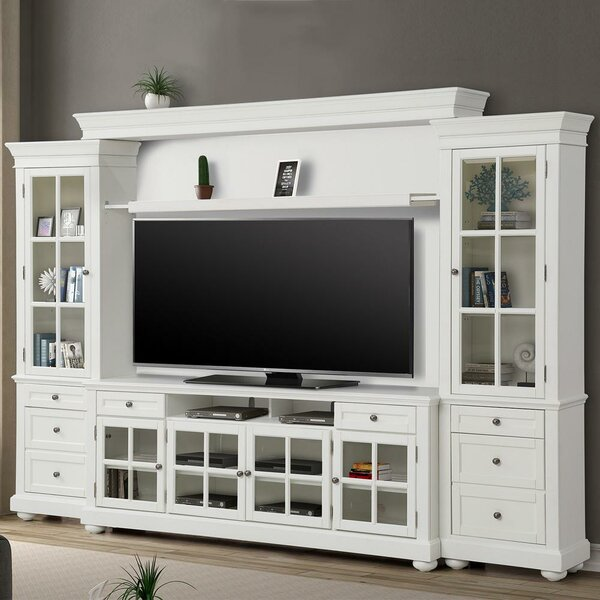 Tacettin Entertainment Center For TVs Up To 85