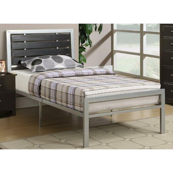 Teton Platform Bed by Zoomie Kids