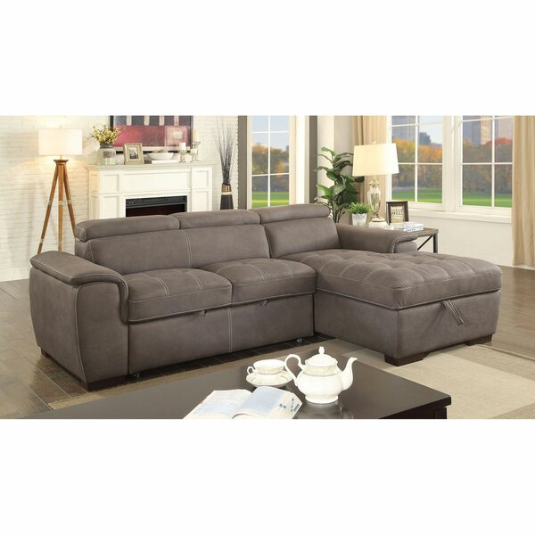 Kaffir Right Hand Facing Sleeper Sectional by Latitude Run