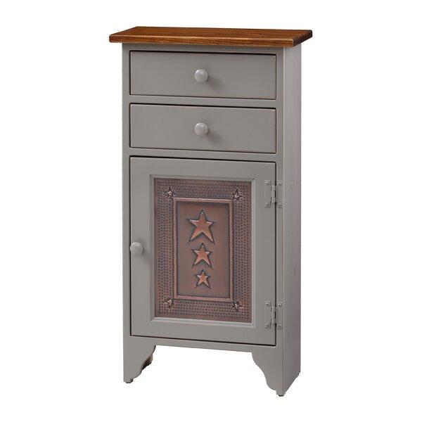 Wigginton 1 Door Accent Cabinet