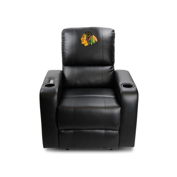 NHL Power Recliner Home Theater Individual Seating by Imperial International Imperial International