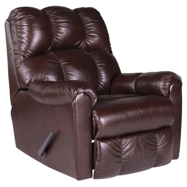 Ivanka Manual Rocker Recliner [Red Barrel Studio]