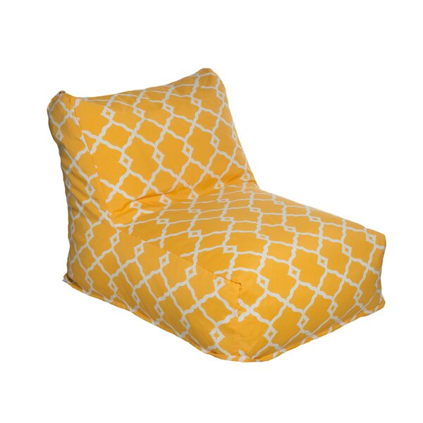 Bean Bag Lounger by HRH Designs