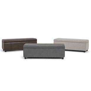 Buser Upholstered Storage Bench