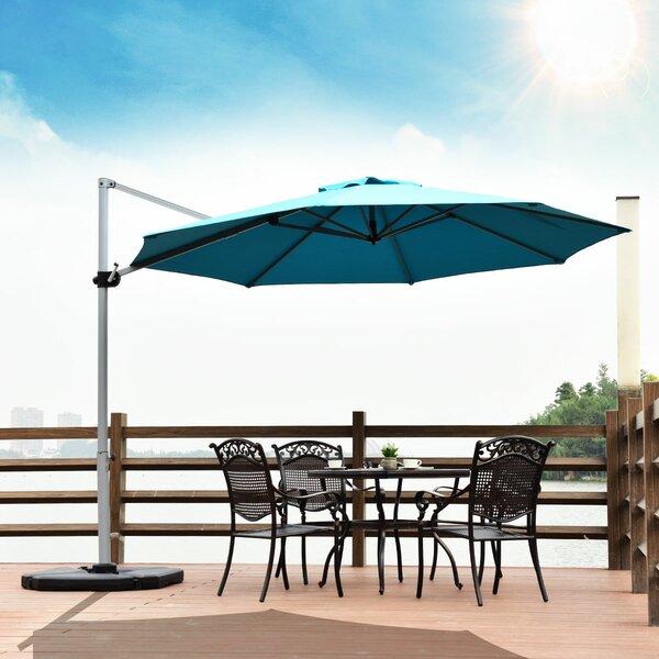 Terrera 11' Cantilever Umbrella By Latitude Run by Latitude Run Discount