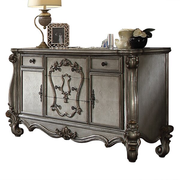 Welton 5 Drawer Combo Dresser by Astoria Grand