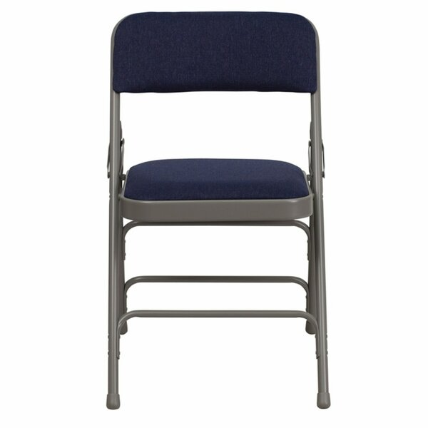 Taylor Fabric Padded Folding Chair by Ebern Designs