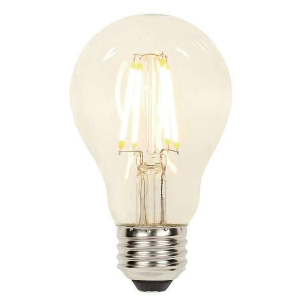 E26 Dimmable LED Edison Light Bulb (Set of 2) by Westinghouse Lighting