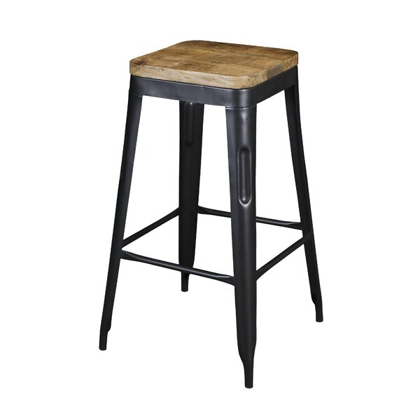 Yother 30 Bar Stool (Set of 2) by Gracie Oaks